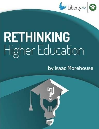 9781312604278: Rethinking Higher Education
