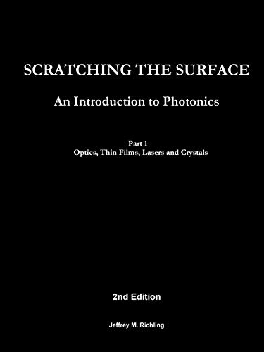 Scratching the Surface - An Introduction to: Richling, Jeffrey