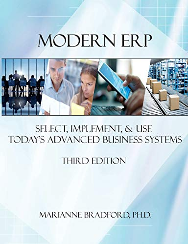 9781312665989: Modern ERP: Select, Implement, and Use Today's Advanced Business Systems