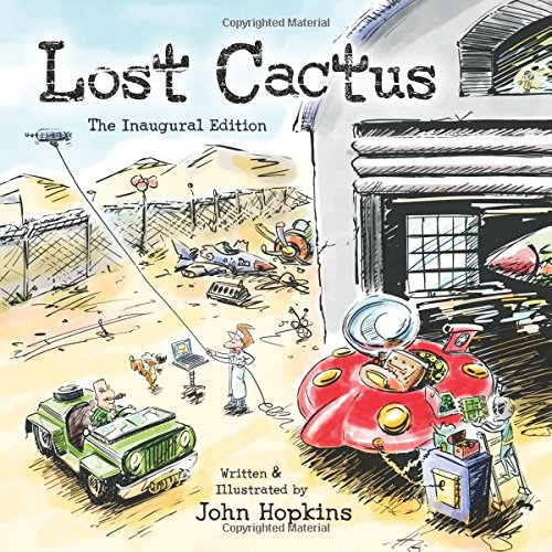 9781312681910: Lost Cactus - The Inaugural Edition