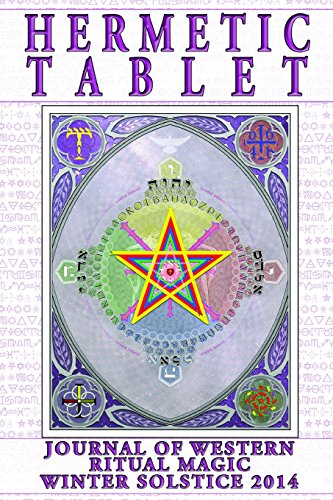 9781312723023: Hermetic Tablet