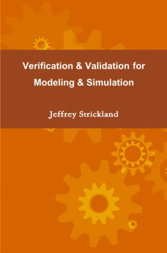 9781312740617: Verification and Validation for Modeling and Simulation