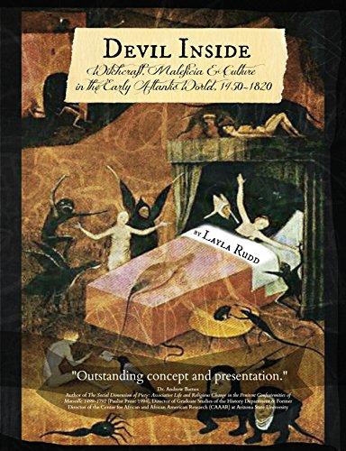 Devil Inside ~ Witchcraft, Maleficia Culture in: Layla Presant Rose