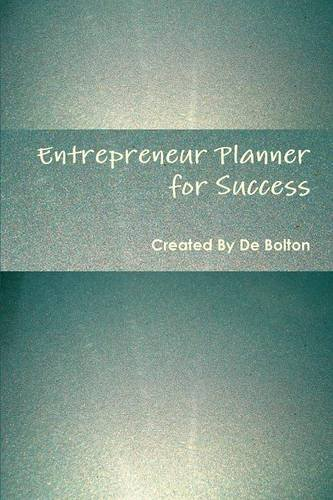 9781312835245: Entrepreneur Planner for Success