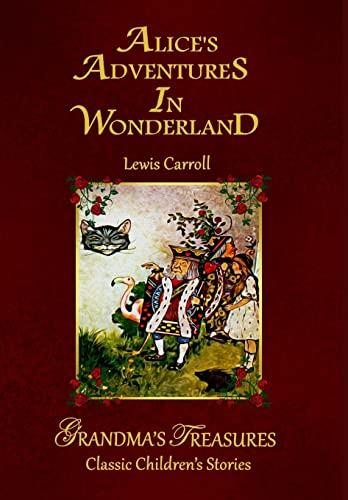 9781312853546: ALICE'S ADVENTURES IN WONDERLAND