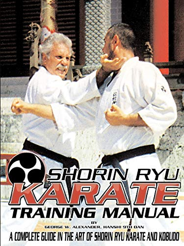 9781312878402: Shorin Ryu Karate Training Manual