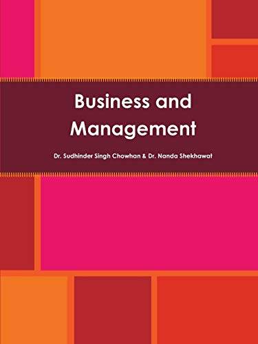 9781312910546: Business and Management