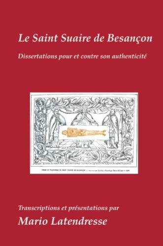 9781312942714: Le Saint Suaire de Besançon