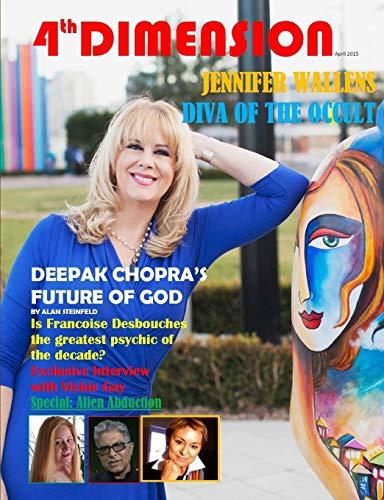 4th Dimension Magazine Economy Edition. April 2015: Maximillien De Lafayette