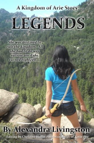 9781312958661: Kingdom of Arie: Legends