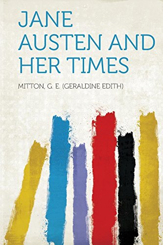 9781313119771: Jane Austen and Her Times