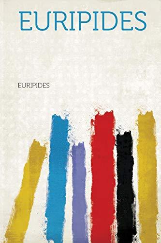 9781313982832: Euripides