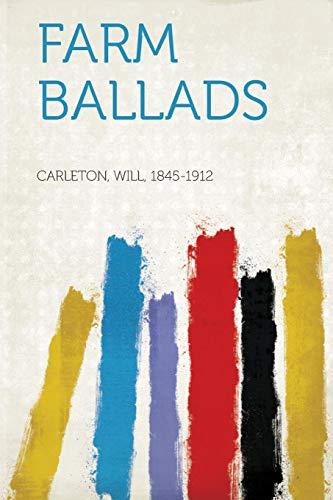 9781313988469: Farm Ballads