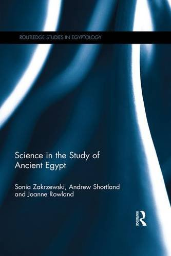 9781315678696: Science in the Study of Ancient Egypt (Routledge Studies in Egyptology)