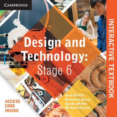 Design and Technology Stage 6 Interactive Textbook: Arna Christine Wesley