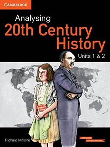 9781316342879: Analysing 20th Century History Units 1&2 Interactive Textbook
