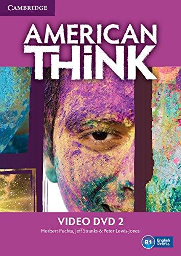 American Think Level 2 Video DVD: Herbert Puchta, Jeff Stranks, Peter Lewis-Jones