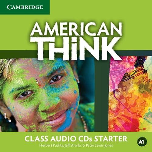 9781316500293: American Think Starter Class Audio CDs (3)