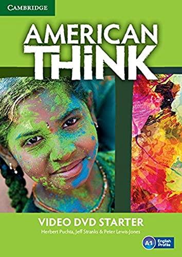 American Think Starter Video DVD: Herbert Puchta, Jeff Stranks, Peter Lewis-Jones