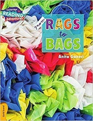 9781316500866: From Rags to Bags Gold Band (Cambridge Reading Adventures)