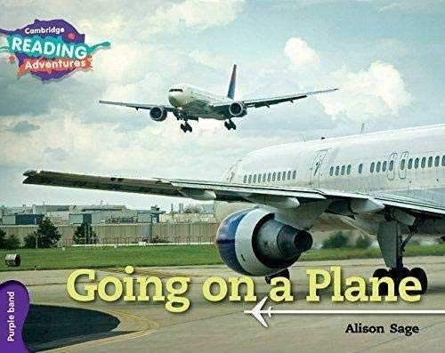 9781316500880: Going on a Plane Purple Band (Cambridge Reading Adventures)
