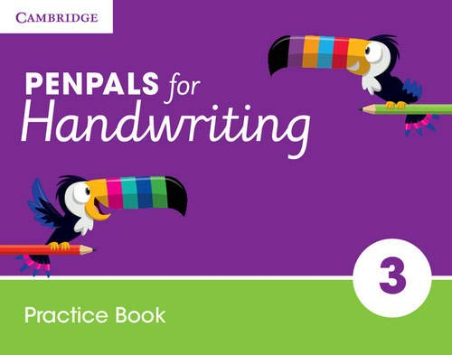 9781316501412: Penpals for Handwriting Year 3 Practice Book