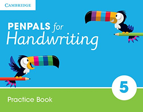 9781316501504: Penpals for Handwriting Year 5 Practice Book
