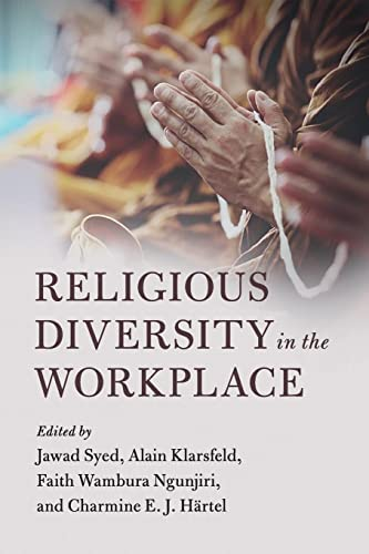 Religious Diversity in the Workplace: Jawad Syed (editor),