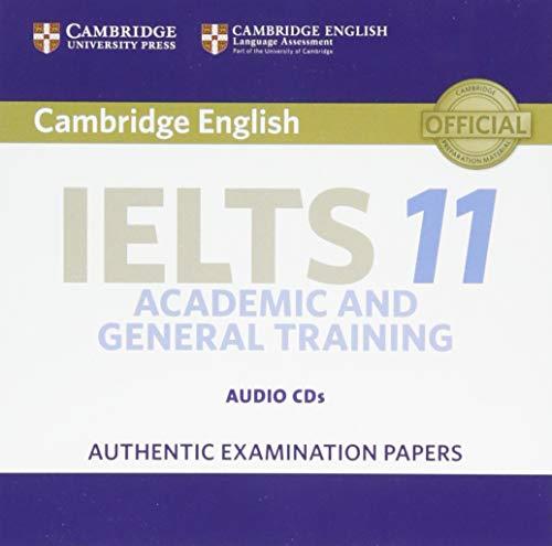 Cambridge IELTS 11 Audio CD (Compact Disc)