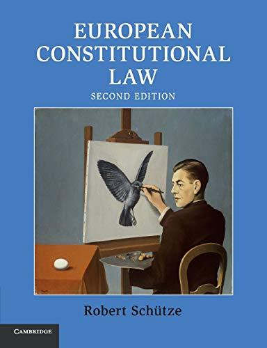 9781316503942: European Constitutional Law