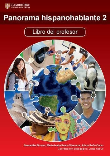 9781316504253: Panorama hispanohablante 2 Libro del profesor (IB Diploma) (Spanish Edition)