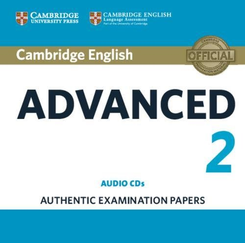 Cambridge English Advanced 2 Audio CDs (2) (Compact Disc): Cambridge English Language Assessment