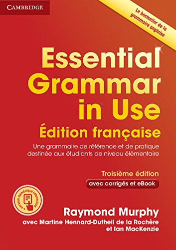 9781316505298: Essential Grammar in Use Book with Answers and Interactive ebook French Edition