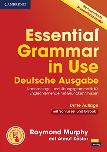 9781316505304: Essential Grammar in Use Book with Answers and Interactive ebook German Edition 3rd Edition
