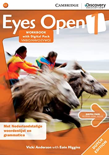 9781316505472: Eyes Open Level 1 Workbook with Online Practice (Dutch Edition)