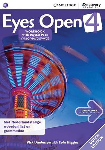 9781316505533: Eyes Open Level 4 Workbook with Online Practice (Dutch Edition)