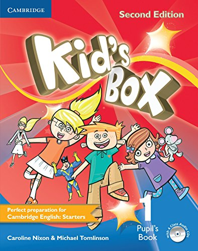 Kids Box: Pupils Book 1: Caroline Nixon