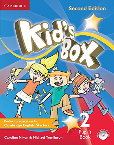 Kids Box: Pupils Book 2: Caroline Nixon