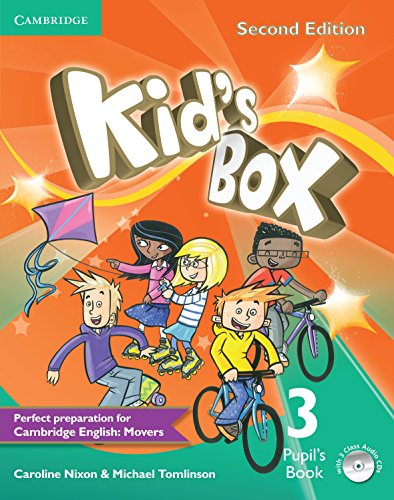 Kids Box: Pupils Book 3: Caroline Nixon