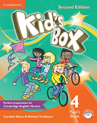 Kids Box: Pupils Book 4: Caroline Nixon