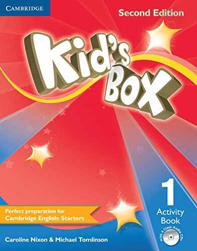 Kids box: Activity Book 1: Caroline Nixon