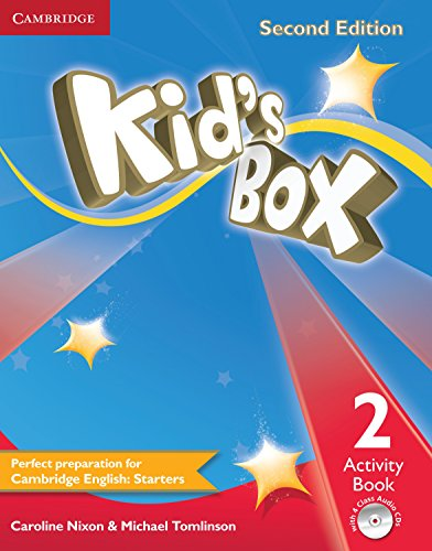 Kids box: Activity Book 2: Caroline Nixon