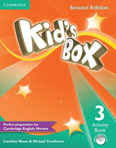Kids box: Activity Book 3: Caroline Nixon