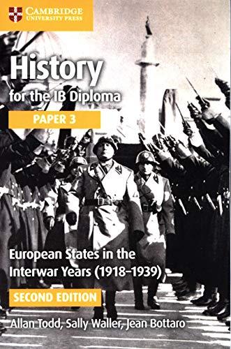 9781316506462: European States in the Interwar Years (1918–1939) [Lingua inglese]