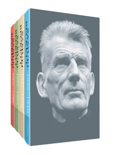 9781316506578: The Letters of Samuel Beckett 4 Volume Hardback Set