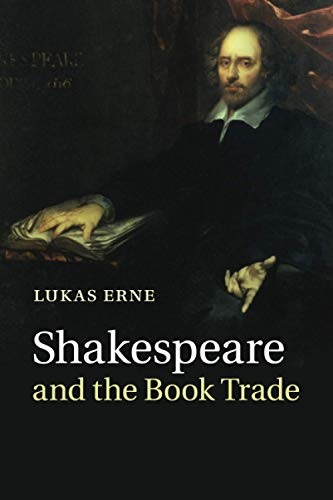 9781316507582: Shakespeare and the Book Trade