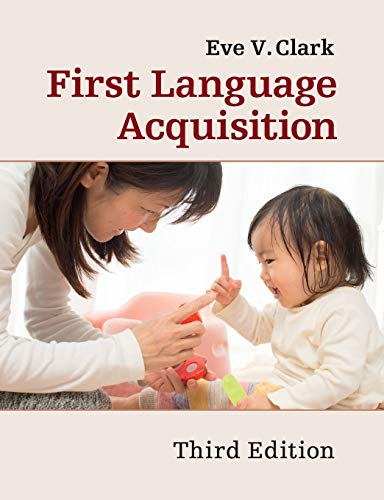 9781316507605: First Language Acquisition