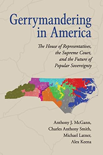 Gerrymandering in America: Anthony J. McGann