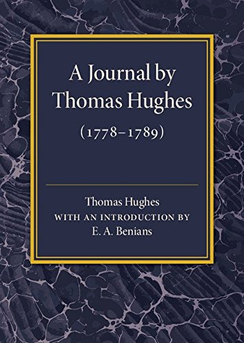 Journal by Thomas Hughes: Hughes, Thomas