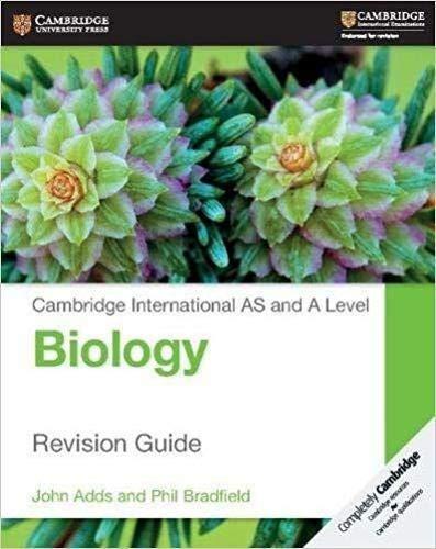 Cambridge international as and a level biology.: Jones, Mary; Fosbery,